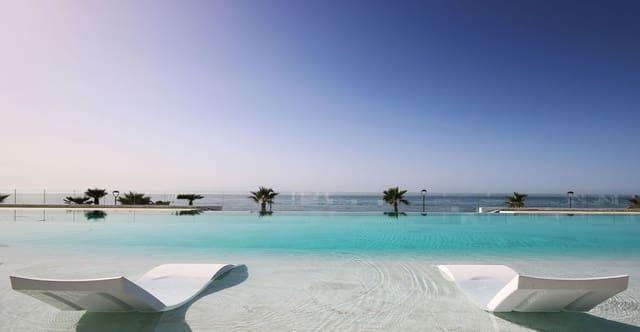 3 chambre Appartement à vendre à New Golden Mile avec piscine garage - 3 400 000 € (Ref: 4234040)