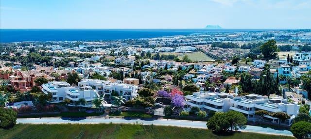 4 chambre Villa/Maison Semi-Mitoyenne à vendre à Nueva Andalucia avec piscine garage - 2 600 000 € (Ref: 4313192)