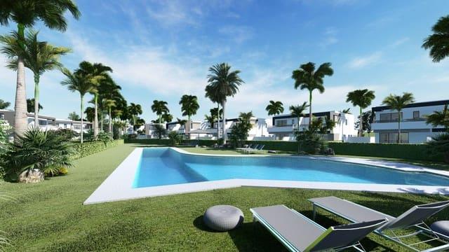 4 sypialnia Dom blizniak na sprzedaż w New Golden Mile z basenem garażem - 489 000 € (Ref: 4443433)