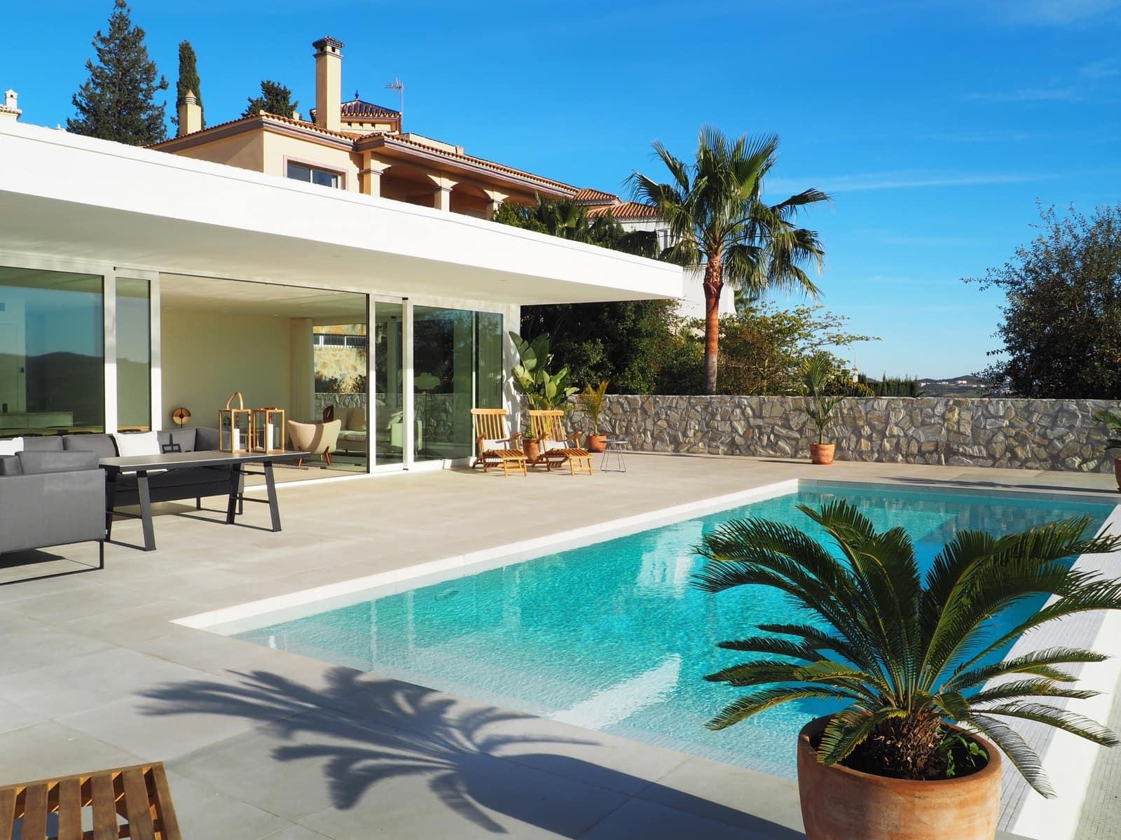 4 bedroom Villa for sale in Mijas Golf with pool garage - € 850,000 (Ref: 4511599)