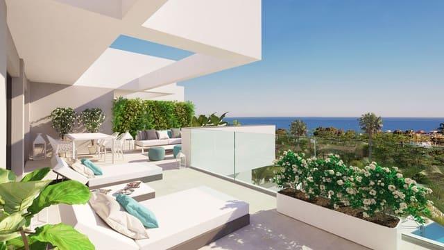 3 soverom Penthouse til salgs i La Duquesa / Puerto de la Duquesa med svømmebasseng garasje - € 357 600 (Ref: 4511600)