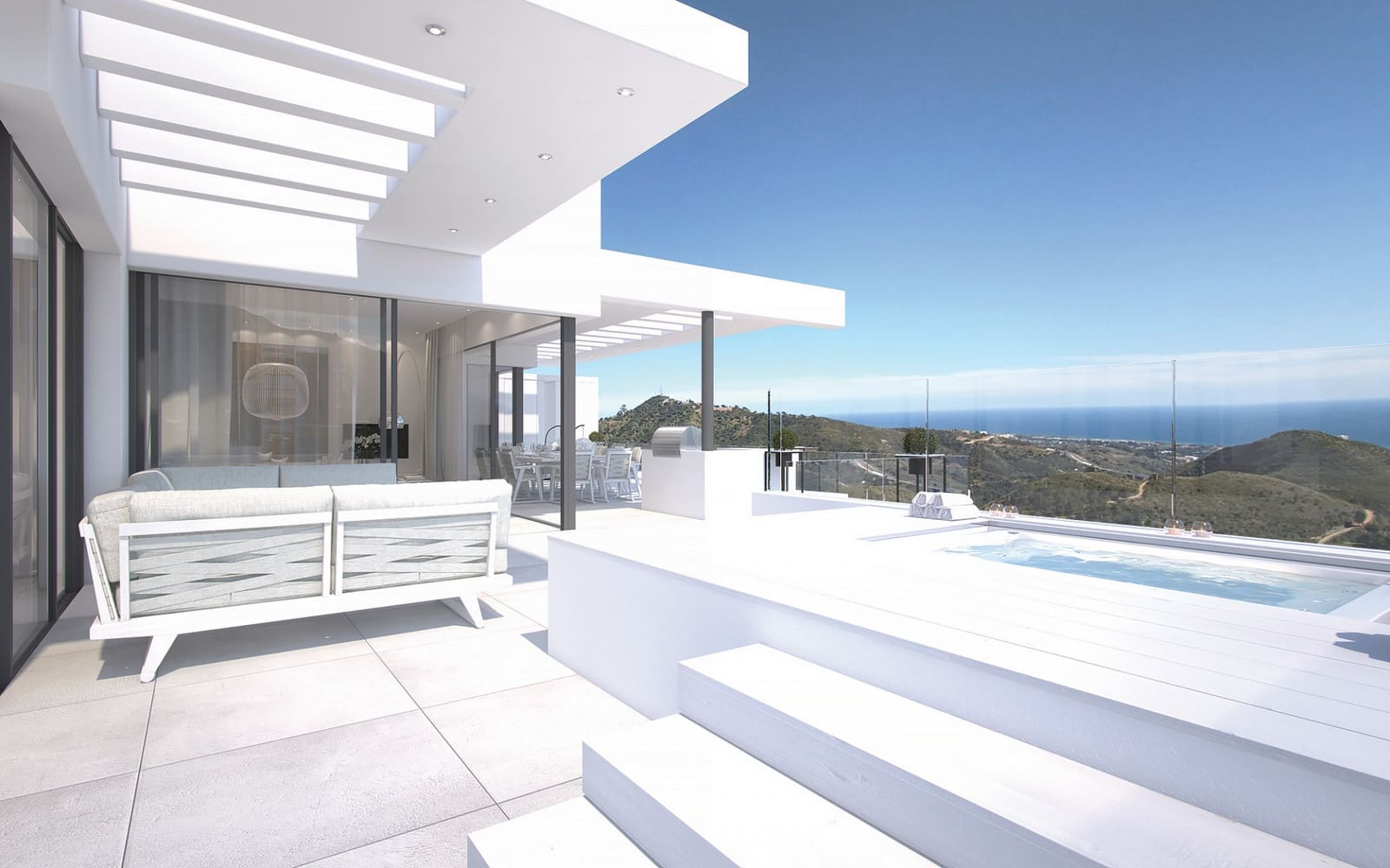 3 bedroom Penthouse for sale in Marbella with pool garage - € 765,000 (Ref: 4668860)