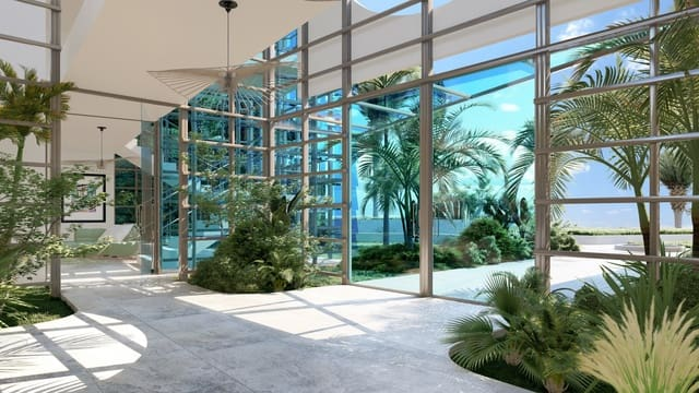 2 soverom Penthouse til salgs i Benalmadena Costa med svømmebasseng garasje - € 685 000 (Ref: 4670331)