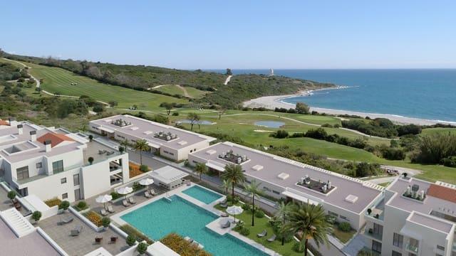 3 sypialnia Apartament na sprzedaż w La Alcaidesa z basenem garażem - 328 000 € (Ref: 4687181)