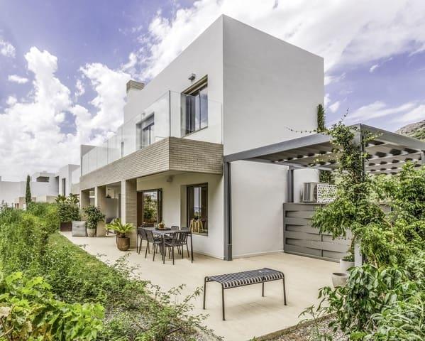3 sypialnia Dom blizniak na sprzedaż w Benalmadena z basenem garażem - 485 000 € (Ref: 4780820)