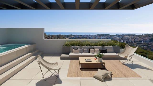 3 sypialnia Dom blizniak na sprzedaż w Estepona z basenem garażem - 495 000 € (Ref: 4885478)