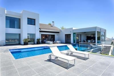 5 Zimmer Villa zu verkaufen in Los Flamingos mit Pool Garage - 4.975.000 € (Ref: 5031023)
