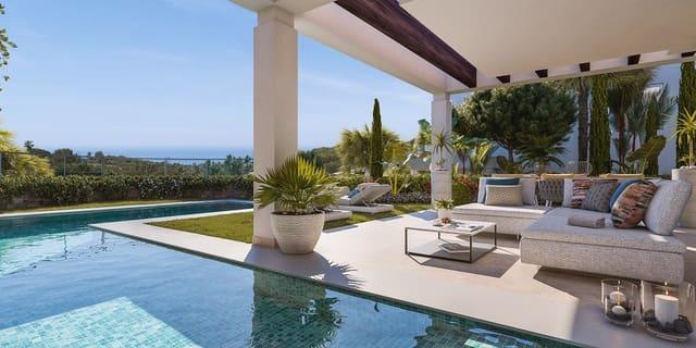 3 soverom Kjedet enebolig til salgs i Calahonda med svømmebasseng garasje - € 895 000 (Ref: 5093249)