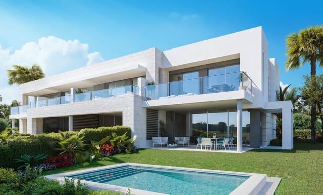 3 bedroom Semi-detached Villa for sale in Guadalmina with pool garage - € 630,000 (Ref: 5232168)