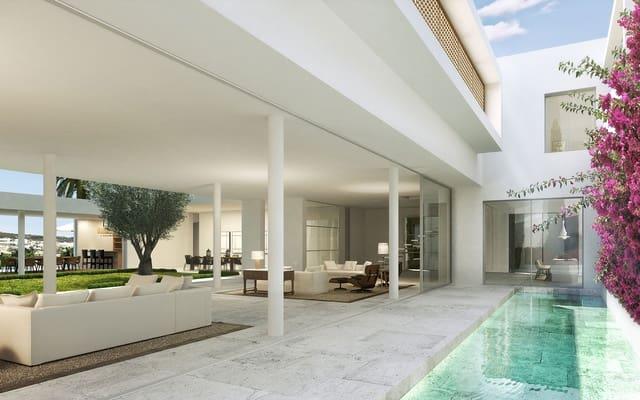 5 sypialnia Willa na sprzedaż w Casares z basenem garażem - 6 000 000 € (Ref: 5383844)