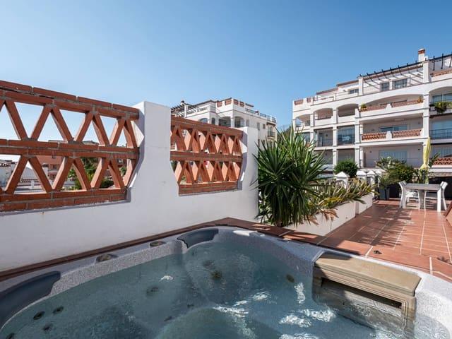 2 soveværelse Penthouse til salg i Calahonda med swimmingpool garage - € 350.000 (Ref: 5716103)