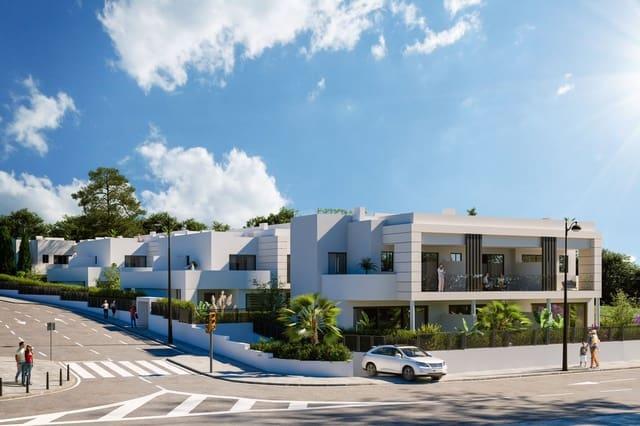 3 makuuhuone Omakotitalo myytävänä paikassa Cancelada mukana uima-altaan - 495 000 € (Ref: 6080766)