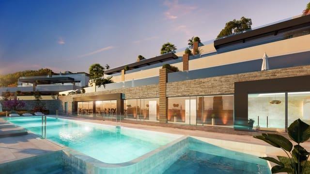 2 makuuhuone Huoneisto myytävänä paikassa Marbella mukana uima-altaan - 480 000 € (Ref: 6080779)
