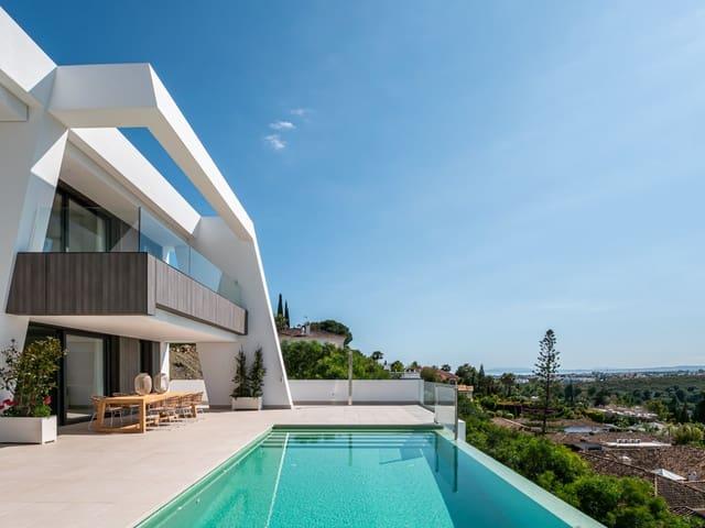 5 soveværelse Villa til salg i El Paraiso med swimmingpool - € 2.500.000 (Ref: 6080936)