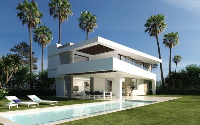 3 soveværelse Villa til salg i New Golden Mile med swimmingpool - € 598.000 (Ref: 6080950)