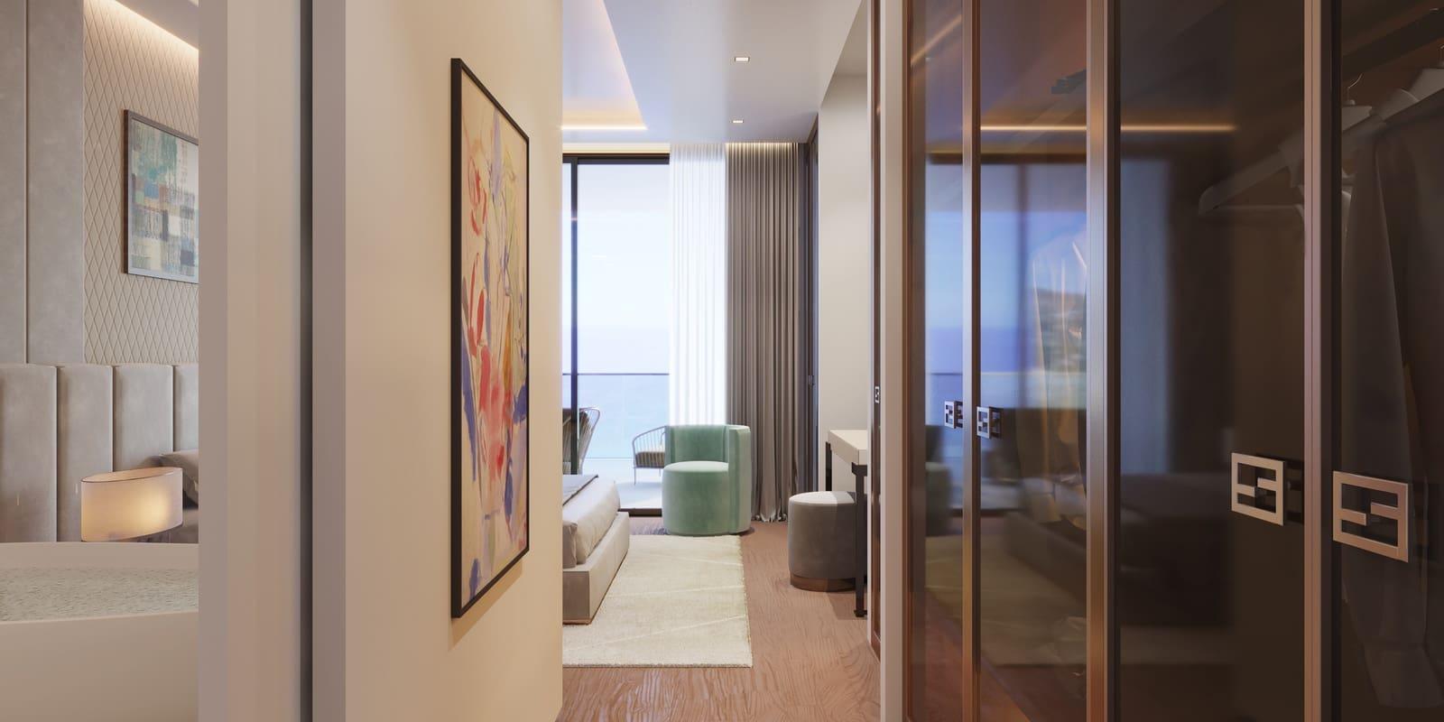 3 quarto Penthouse para venda em Golden Mile com piscina - 1 850 000 € (Ref: 6081012)
