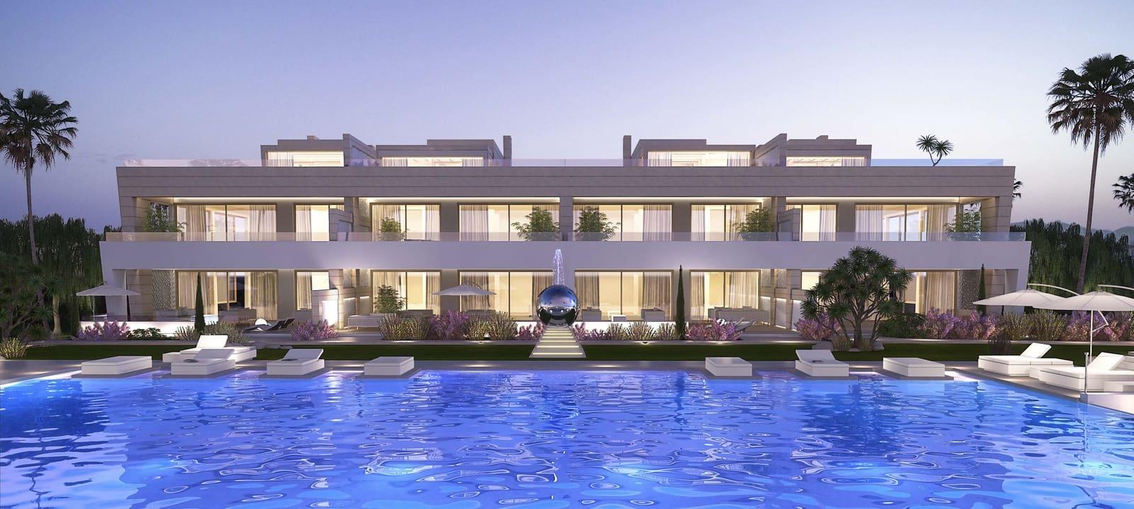 3 quarto Apartamento para venda em Golden Mile com piscina - 1 550 000 € (Ref: 6081013)