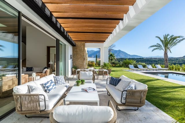 6 quarto Moradia para venda em Bahia de Casares com piscina - 4 300 000 € (Ref: 6081027)