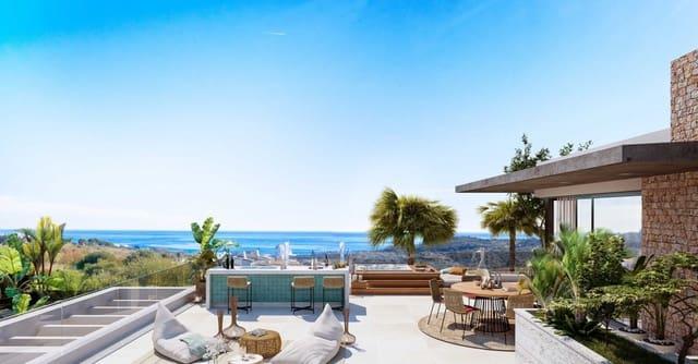 4 makuuhuone Huvila myytävänä paikassa Estepona mukana uima-altaan - 1 395 000 € (Ref: 6081119)