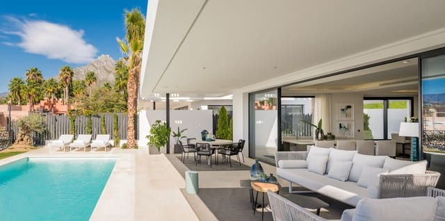 5 quarto Moradia para venda em Golden Mile com piscina - 2 400 000 € (Ref: 6081197)