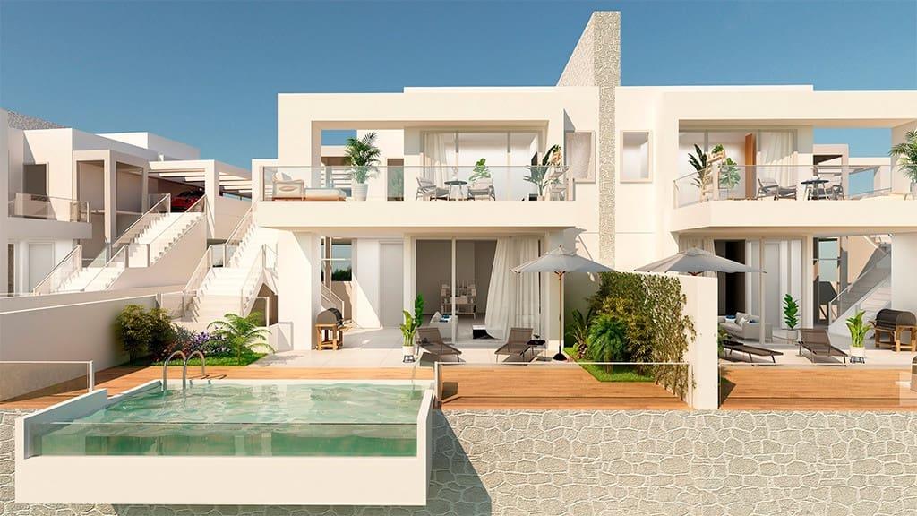 4 soveværelse Semi-Rækkehus til salg i Mijas Golf med swimmingpool - € 490.000 (Ref: 6093516)