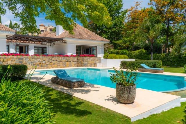4 soveværelse Villa til salg i Monte Halcones med swimmingpool - € 4.900.000 (Ref: 6095730)
