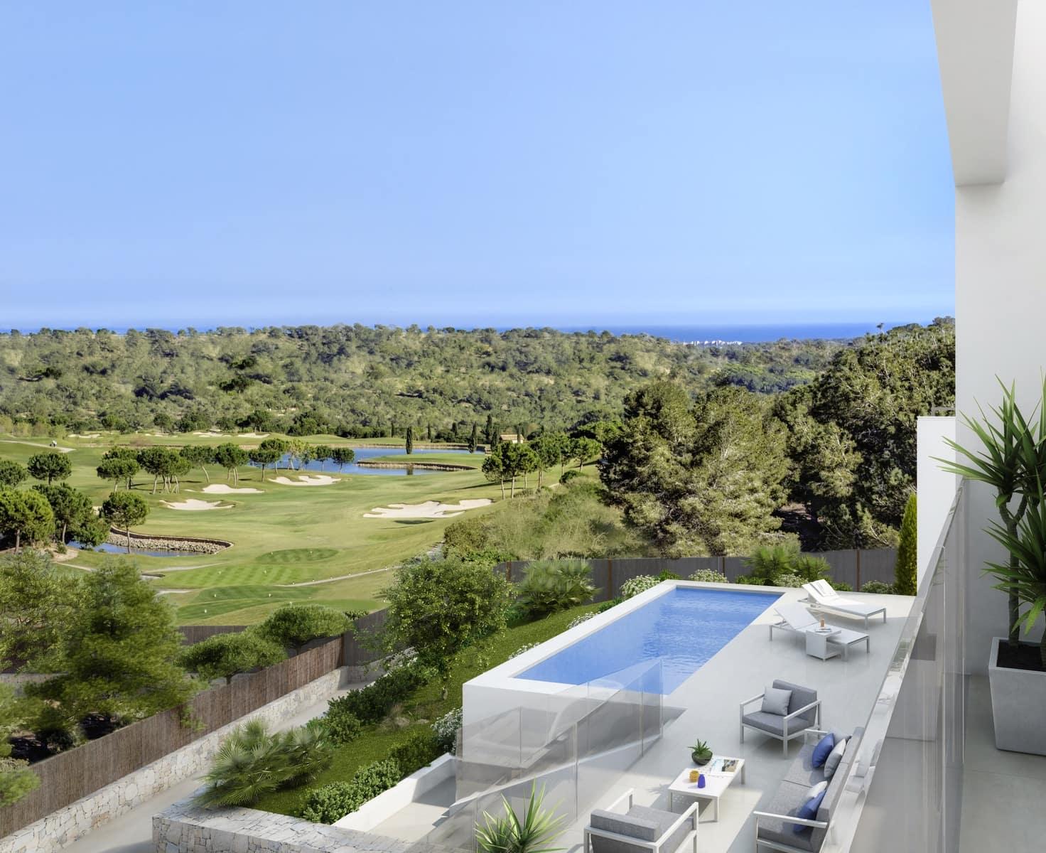 Chalet de 3 habitaciones en Las Colinas Golf en venta - 650.000 € (Ref: 4184134)