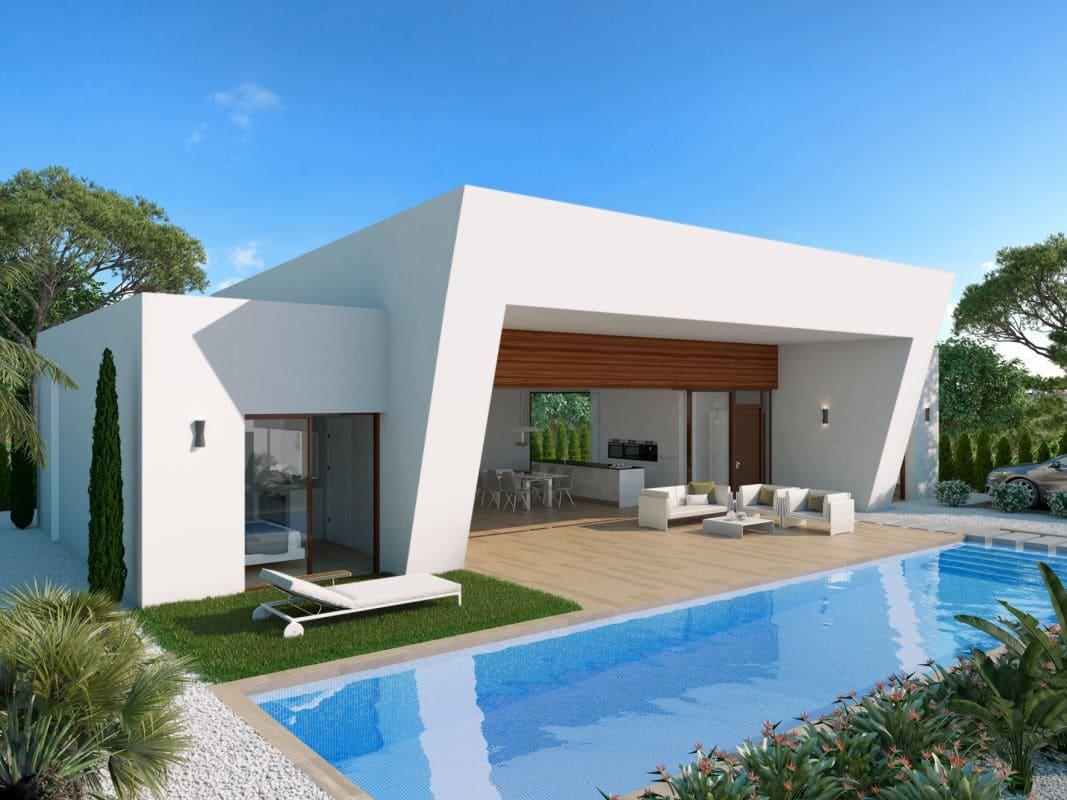 Chalet de 3 habitaciones en Benijófar en venta - 359.900 € (Ref: 4298009)