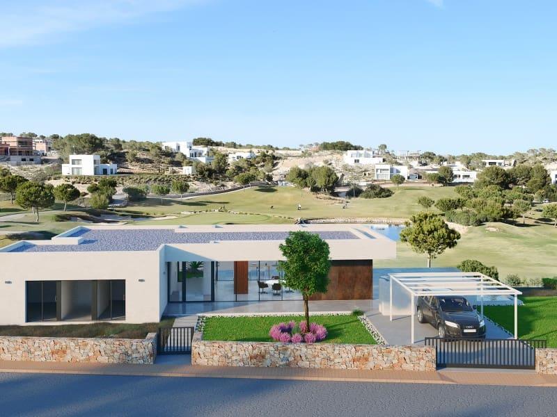 Chalet de 3 habitaciones en Orihuela en venta con piscina garaje - 715.000 € (Ref: 4008839)