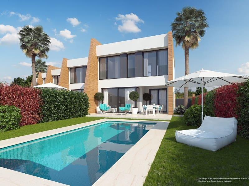 Casa de 3 habitaciones en Orihuela en venta con piscina - 345.000 € (Ref: 4779528)