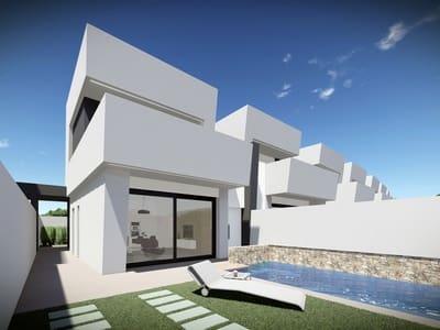 3 bedroom Semi-detached Villa for sale in Santiago de la Ribera with pool - € 269,950 (Ref: 4779730)