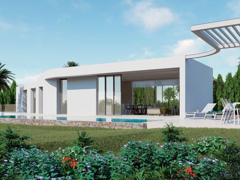 Chalet de 4 habitaciones en Orihuela en venta con piscina - 945.000 € (Ref: 5046146)