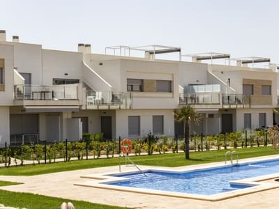 Ático de 2 habitaciones en Los Montesinos en venta con garaje - 156.900 € (Ref: 5185821)