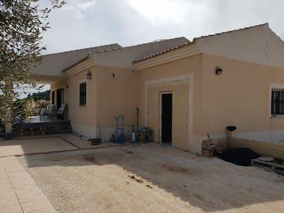 4 bedroom Villa for sale in Pinoso - € 194,950 (Ref: 5393151)