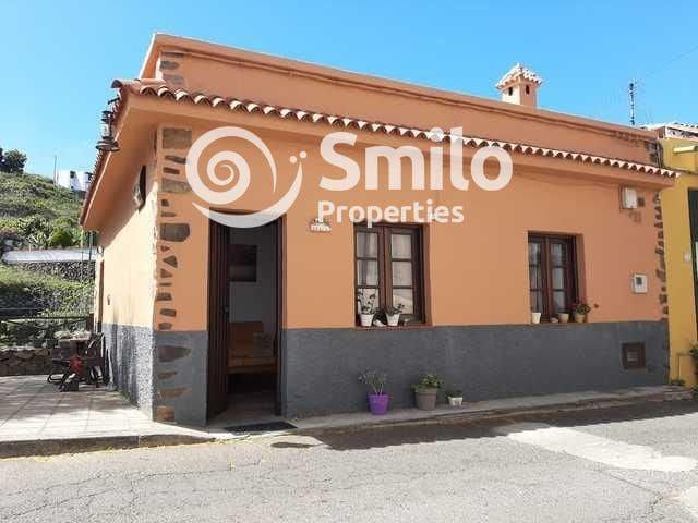2 chambre Villa/Maison à vendre à Los Silos - 69 900 € (Ref: 5442715)