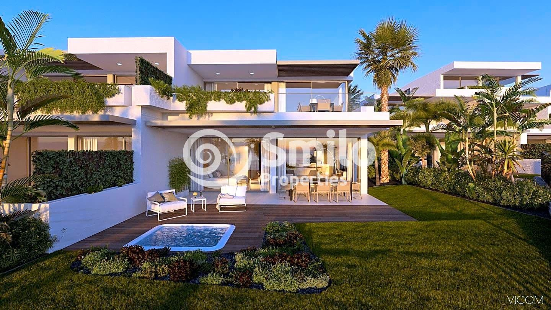 2 sovrum Bungalow till salu i Guia de Isora med pool - 770 000 € (Ref: 5452296)