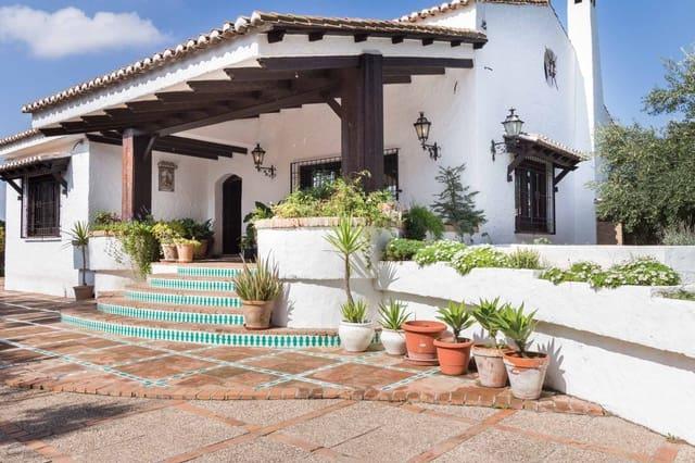 4 chambre Finca/Maison de Campagne à vendre à La Zubia - 750 000 € (Ref: 5276585)