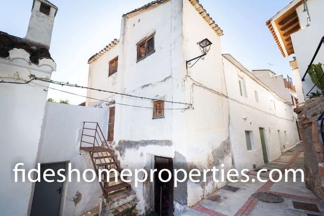 Rækkehus til salg i Albunuelas - € 19.000 (Ref: 6111957)
