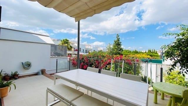 3 slaapkamer Rijtjeshuis te huur in Palma de Mallorca met garage - € 1.800 (Ref: 5368602)