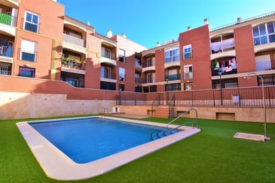 1 bedroom Apartment for sale in San Pedro del Pinatar with pool - € 58,000 (Ref: 5103191)