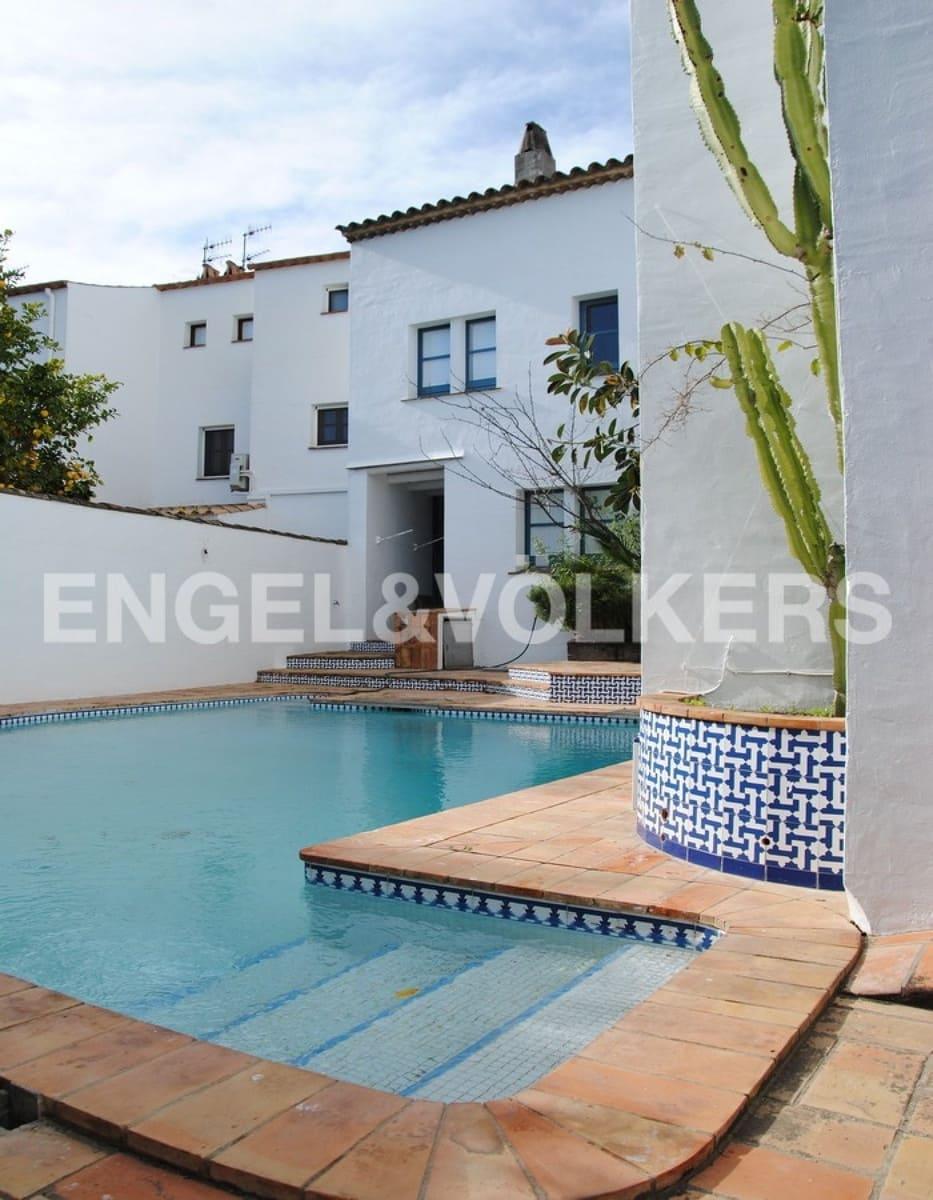 5 sovrum Hus att hyra i Sant Pere de Ribes med pool - 2 900 € (Ref: 5196243)