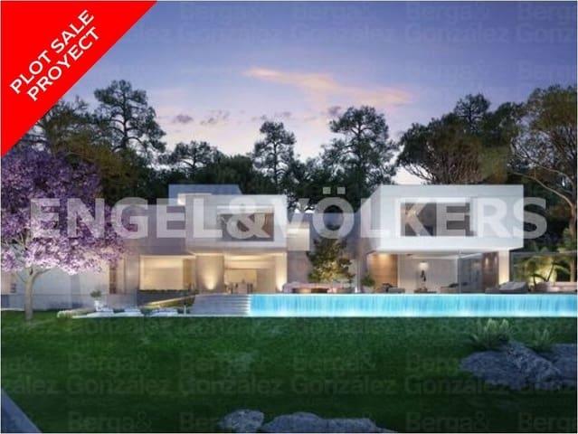 Działka budowlana na sprzedaż w Sitges - 980 000 € (Ref: 5955408)