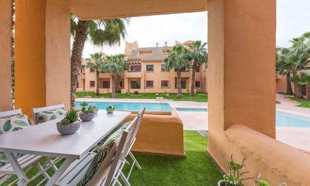 2 quarto Apartamento para venda em Los Narejos com piscina - 149 000 € (Ref: 5920367)