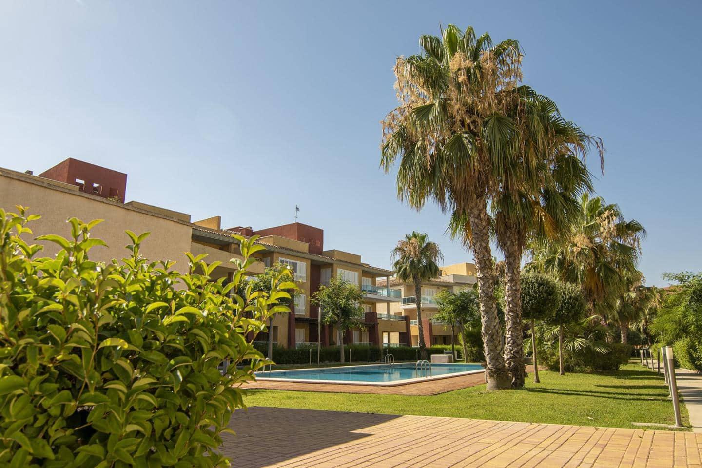 2 chambre Penthouse à vendre à Fuente-Alamo avec piscine - 135 900 € (Ref: 5920373)