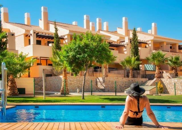 2 sypialnia Mieszkanie na sprzedaż w Fuente-Alamo z basenem - 99 000 € (Ref: 6176647)