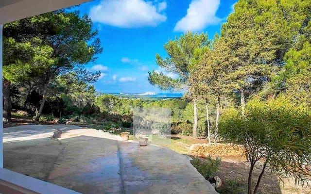 Ubebygd land til salgs i Cala Bassa - € 2 500 000 (Ref: 4203301)