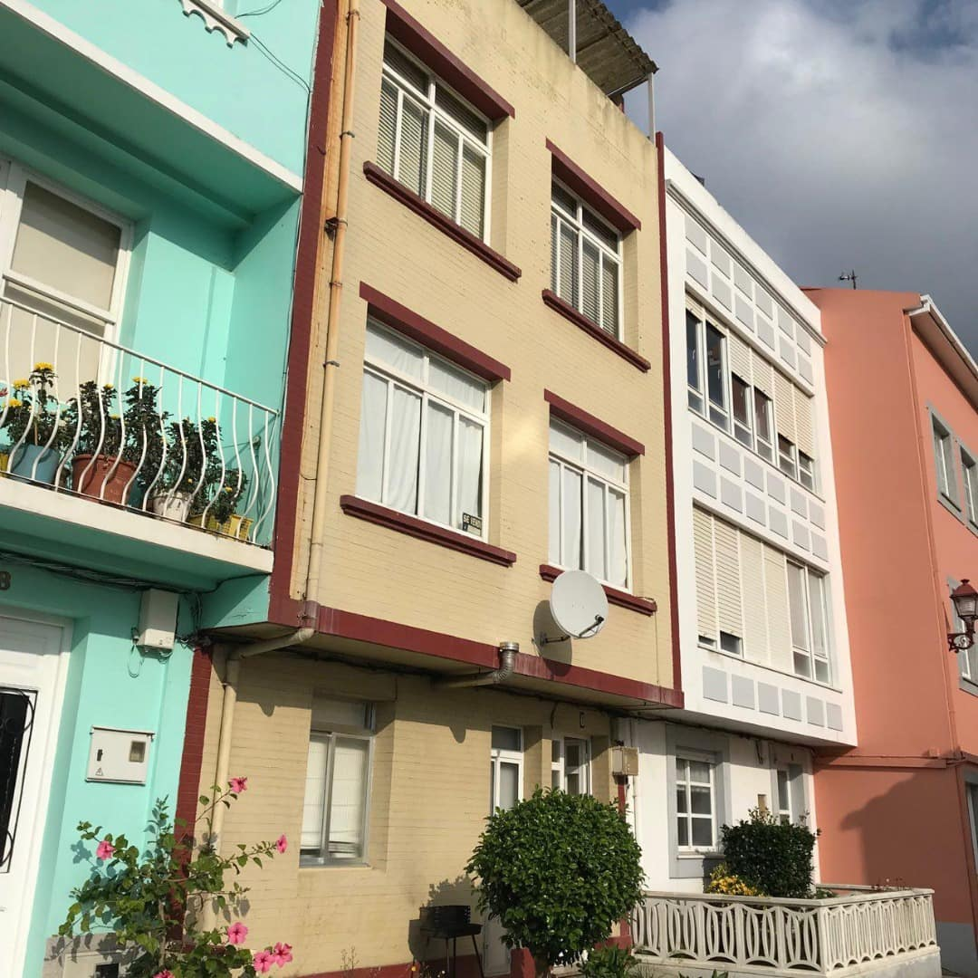 7 sovrum Radhus till salu i Cedeira - 65 000 € (Ref: 4578410)