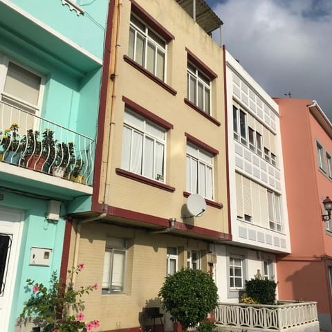 7 Zimmer Reihenhaus zu verkaufen in Cedeira - 65.000 € (Ref: 4578410)