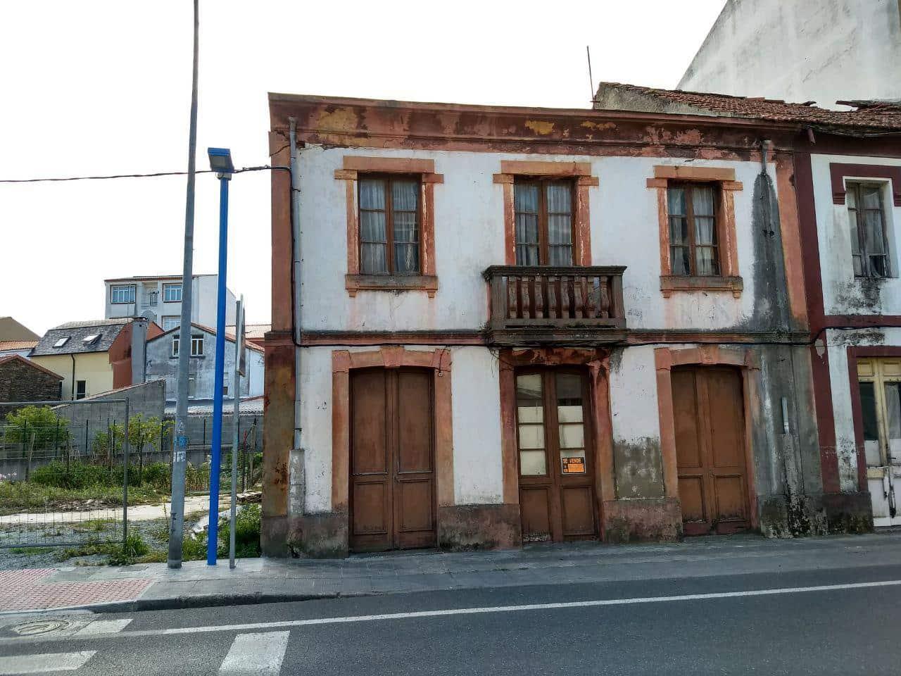 Radhus till salu i Cedeira - 80 000 € (Ref: 4578413)