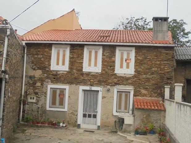 3 sovrum Radhus till salu i Cedeira med garage - 55 000 € (Ref: 4578429)